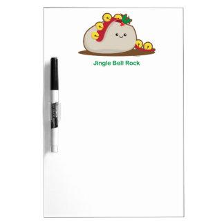 Jingle Bell Rock Dry-Erase Board