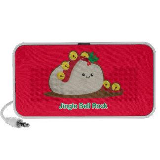 Jingle Bell Rock iPod Speakers