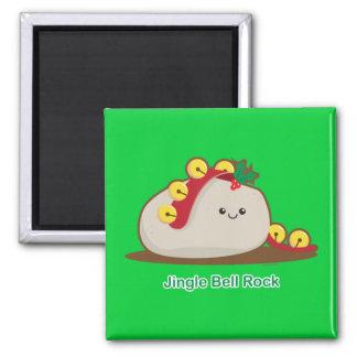 Jingle Bell Rock Fridge Magnet