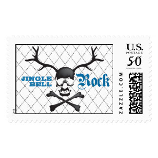 Jingle Bell Rock - Peacock Postage