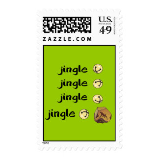 jingle bell rock postage
