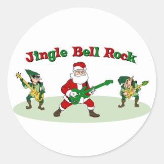 Jingle Bell Rock stickers