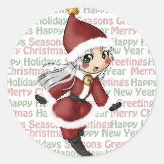 Jingle Belle Joy Sticker