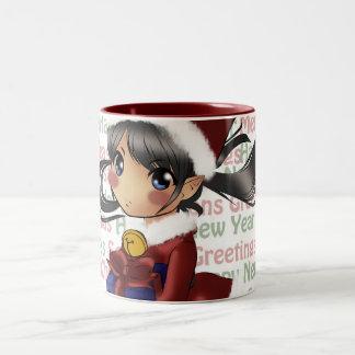 Jingle Belle Merry Mug