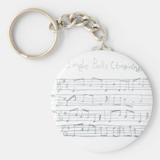 Jingle Bells Beginning Keychain