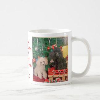 Jingle Bells Classic White Coffee Mug