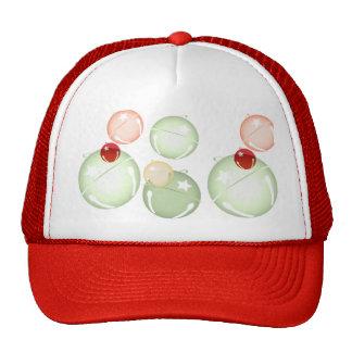 Jingle Bells Mesh Hats