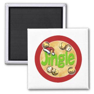 JIngle Bells Magnet