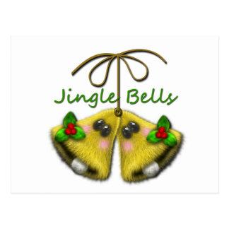 Jingle Bells Post Card