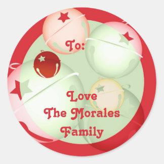 Jingle Bells Sticker