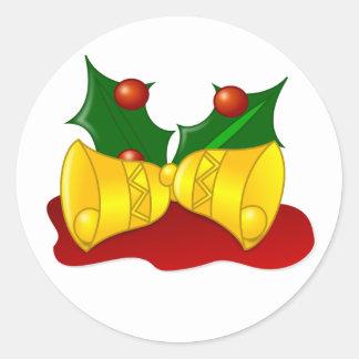 Jingle Bells Stickers