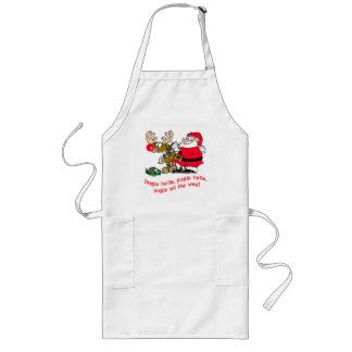 Jingle Bells T-shirts, Cards, Gifts Long Apron