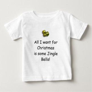 Jingle Bells Tots T-shirt