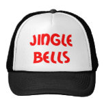 Jingle bells trucker hat