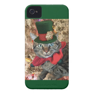 Jingle Cat Collection iPhone 4 Case