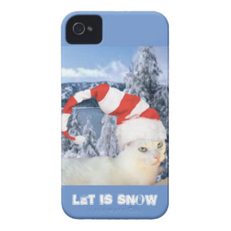 Jingle Cat Collection iPhone 4 Case-Mate Case