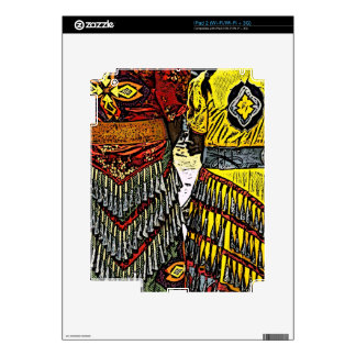 Jingle Dancers Ready ipad Skin