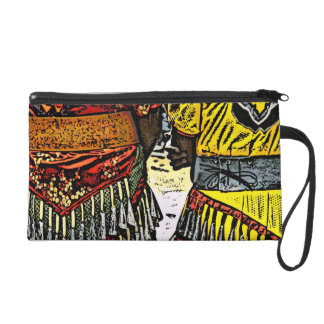 Jingle Dancers Ready Wristlet Purse