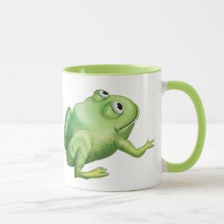 Jingle Jingle Little Gnome Albie the Frog Mug
