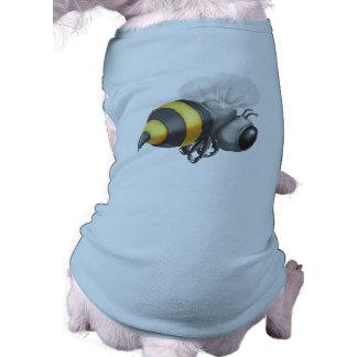Jingle Jingle Little Gnome Bumble Bee Dog Shirt