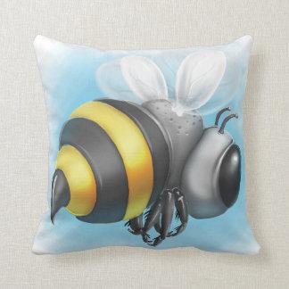 Jingle Jingle Little Gnome Bumble Bee Pillow