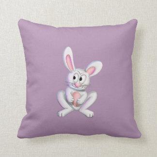 Jingle Jingle Little Gnome Bunny Pillow