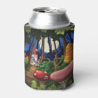 Jingle Jingle Little Gnome Can Cooler