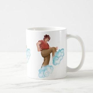 Jingle Jingle Little Gnome Cloud Shoes Mug