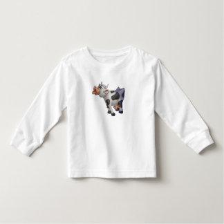Jingle Jingle Little Gnome Cow Shirt