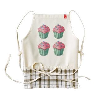 Jingle Jingle Little Gnome Cupcake Apron