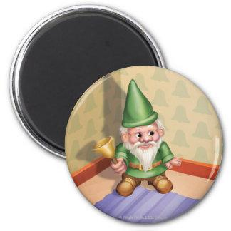 Jingle Jingle Little Gnome Ding-a-Ling Magnet