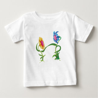 Jingle Jingle Little Gnome Flowers T-Shirt