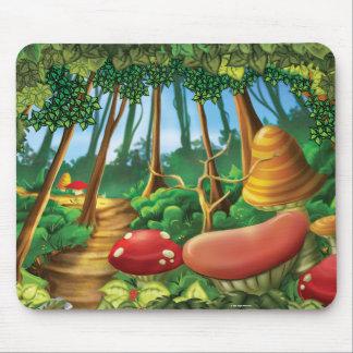 Jingle Jingle Little Gnome Forest Mousepad