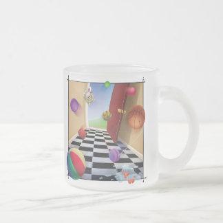Jingle Jingle Little Gnome Frosted Bouncy Ball Mug