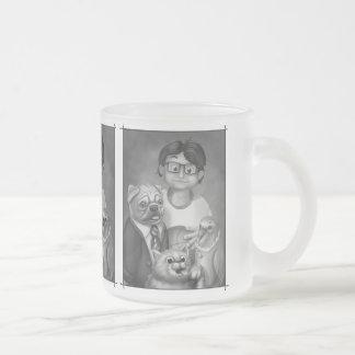 Jingle Jingle Little Gnome Frosted Family Mug
