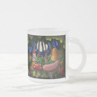 Jingle Jingle Little Gnome Frosted Mug