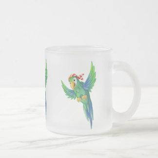 Jingle Jingle Little Gnome Frosted Parrot Mug