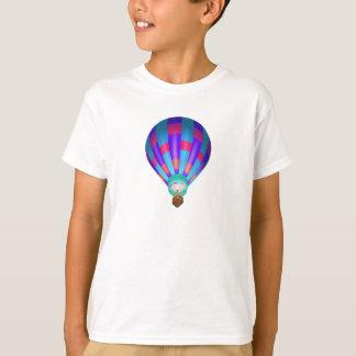 Jingle Jingle Little Gnome Hanes Balloon T-Shirt