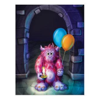 Jingle Jingle Little Gnome Happy Birthday Postcard