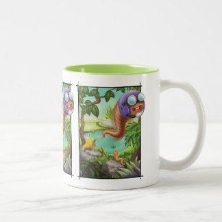 Jingle Jingle Little Gnome Herm the Worm Mug