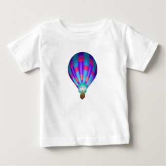 Jingle Jingle Little Gnome Hot Air Balloon T-Shirt
