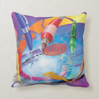 Jingle Jingle Little Gnome Imagination Pillow