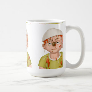 Jingle Jingle Little Gnome Jumbo Spaghetti Mug