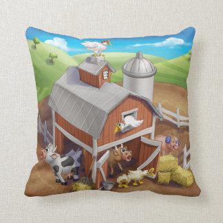 Jingle Jingle Little Gnome Loud Farm Pillow