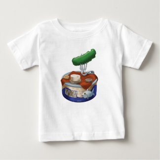 Jingle Jingle Little Gnome Lunchtime T-Shirt