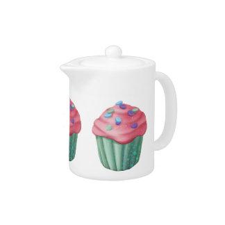 Jingle Jingle Little Gnome Medium Cupcake Teapot