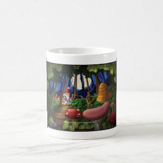 Jingle Jingle Little Gnome Morphing Mug