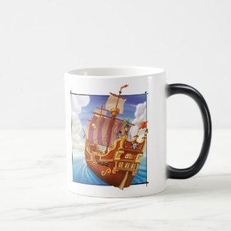 Jingle Jingle Little Gnome Morphing Pirate Mug