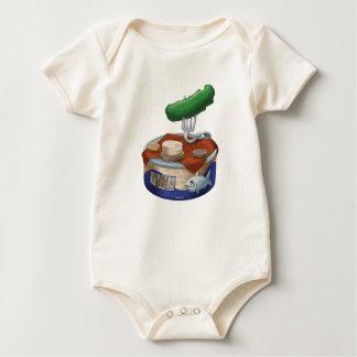 Jingle Jingle Little Gnome Organic Lunch Creeper