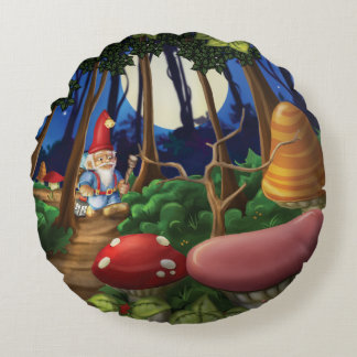 Jingle Jingle Little Gnome Pillow
